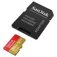 SanDisk Extreme 512GB microSDXC UHS-I C10 U3 V30 A2