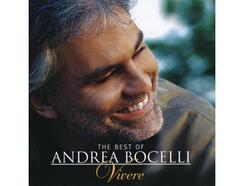 CD Andrea Boccelli – Vivere Greatest Hits