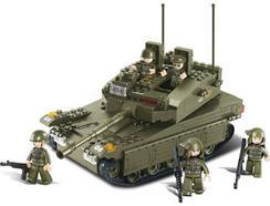 Construção SLUBAN Tanque 1
