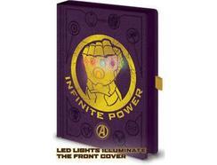 Caderno Avengers Infinity War