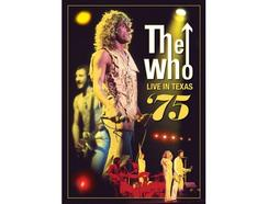 CD/DVD The Who – Live In Texas '75