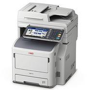 Impressora Multifunções OKI Laser Mn Mb770Dnfax A4 Fax
