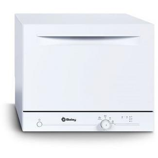 Máquina de Lavar Loiça Compacta Balay 3VK311BC com 4 programas – Branco