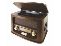 Gira-Discos Rádio/CD SOUNDMASTER NR513