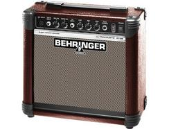 Amplificador Guitarra Acústica BEHRINGER AT108