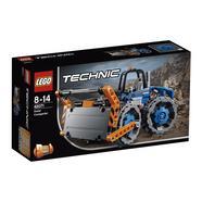 Escavadora Compactadora Lego Technic
