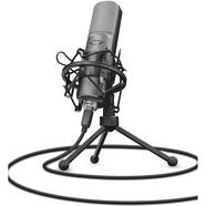 Microfone TRUST GXT 242 Lance Streaming(Com cabo – Preto)