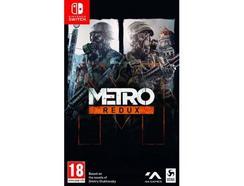 Jogo Switch Metro Redux (RPG – M18)