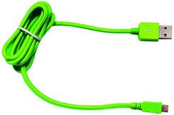 Cabo USB MUVIT 2100 MAH Verde