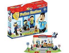 Plasticina JUMPING CLAY Esquadra da Polícia