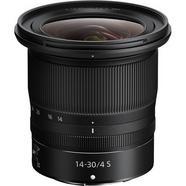 Objectiva Nikon Nikkor Z 14-30mm f/4 S Preto