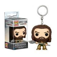 Porta-Chaves FUNKO Pocket Pop! Dc: Justice League – Aquaman