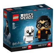 Lego Brick Headz: Harry Potter & Hedwig