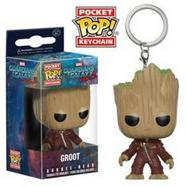 Porta-Chaves FUNKO Marvel Guardians of the Galaxy Groot