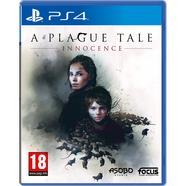 A Plague Tale: Innoncence – PS4