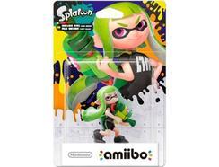 Amiibo Splatoon – Figura Inkling Girl Lime Green