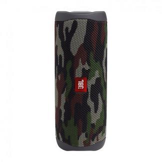 Coluna Bluetooth JBL Flip 5 – Camuflado Camuflagem