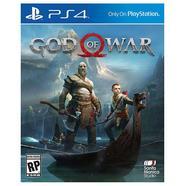 God of War 4 – PS4