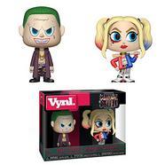 Figura FUNKO Vynl – 2Pk – Suicide Squad – Joker & Harley Quinn