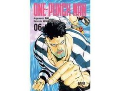 Manga One-Punch Man 06 de One e Yusuke Murata