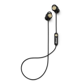 Auriculares Bluetooth Marshall Minor II – Castanho
