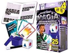 Conjunto de Magia de Bolso HANKYPANKY 25 Truques Nº4