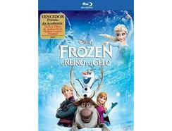 Blu-Ray Frozen: O Reino do Gelo
