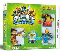 Jogo Nintendo 3DS Skylanders Swap Force Pack Inicio