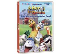 DVD O Herói Da Quinta