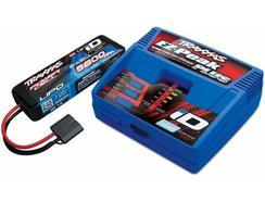 Pack Carregador + Bateria TRAXXAS EZ-Peak Plus