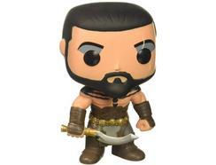 Figura Vinil FUNKO POP! Game of Thrones: Khal Drogo