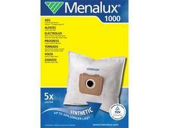 Saco de Aspirador MENALUX 1000(5 unidades)
