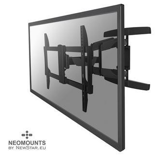 Newstar NeoMounts NM-W475BLACK suporte de parede de ecrãs planos