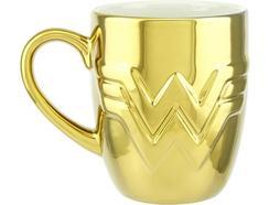 Caneca WONDER WOMAN 1984 Logo (Dourado)