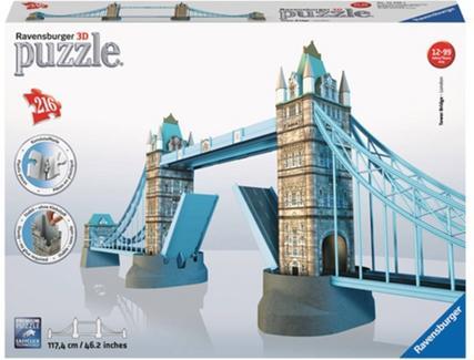 Puzzle 3D RAVENSBURGER Torre de Londres