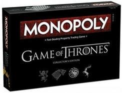 Jogo de Tabuleiro MONOPOLY Game of Thrones – Collectors Edition