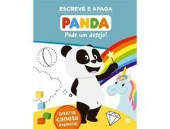 Livro Panda – Pede Um Desejo! de Vários Autores(Ano de edição – 2020)