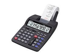 Calculadora básica CASIO HR-150TEC