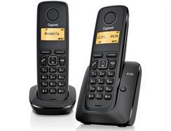 Gigaset Telefone sem Fios DECT A120 Duo