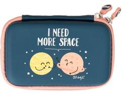 "Bolsa 2.5"" MR.WONDERFUL Padrão I Need More Space"