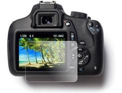 Protetor de ecrã vidro EASYCOVER Canon 1300D
