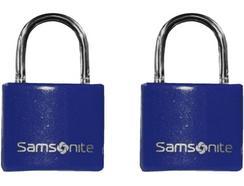 Cadeados com chave SAMSONITE em Azul