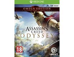 Jogo Xbox One Assassin's Creed Odyssey (Omega Edition)