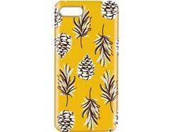 Capa iPhone 6 Plus, 7 Plus, 8 Plus KOVERMANIA Flower25 Multicor