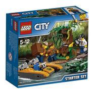 LEGO City Exploração da Selva: Conjunto Inicial da Selva