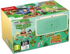 Nintendo 2DS XL Animal Crossing Edition