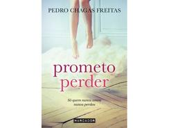 Livro Prometo Perder de Pedro Chagas Freitas