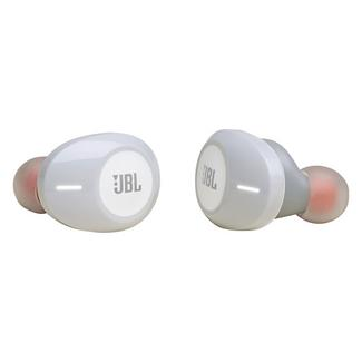Auriculares Bluetooth True Wireless JBL Tune 120TWS (In Ear – Microfone – Branco)