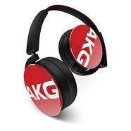 AKG Y50 Vermelho