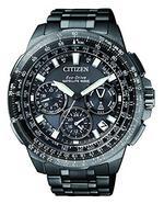 Citizen Promaster Sky Satellite Wave Chronograph Quartz Titanium CC9025 51E
